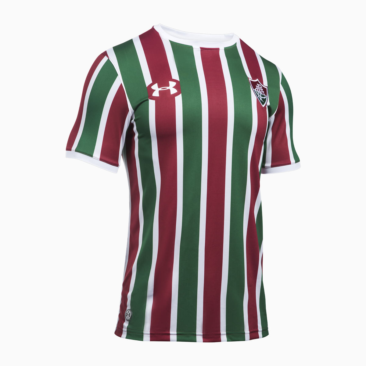 Camisa Fluminense I 17 18 s nº Torcedor Under Armour Masculina - fluminense bb43687436a85