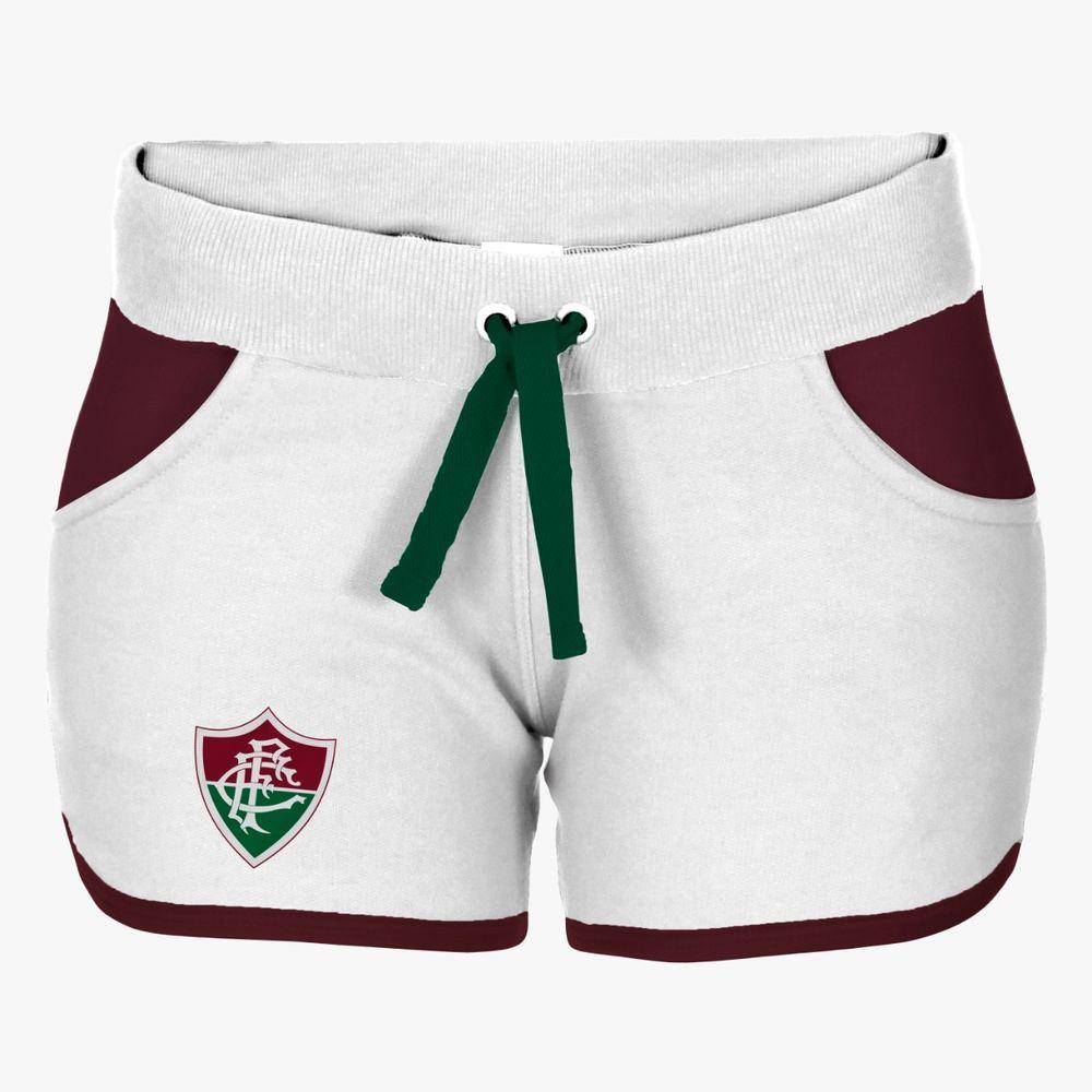 Short-Branco-Escudo-Fluminense