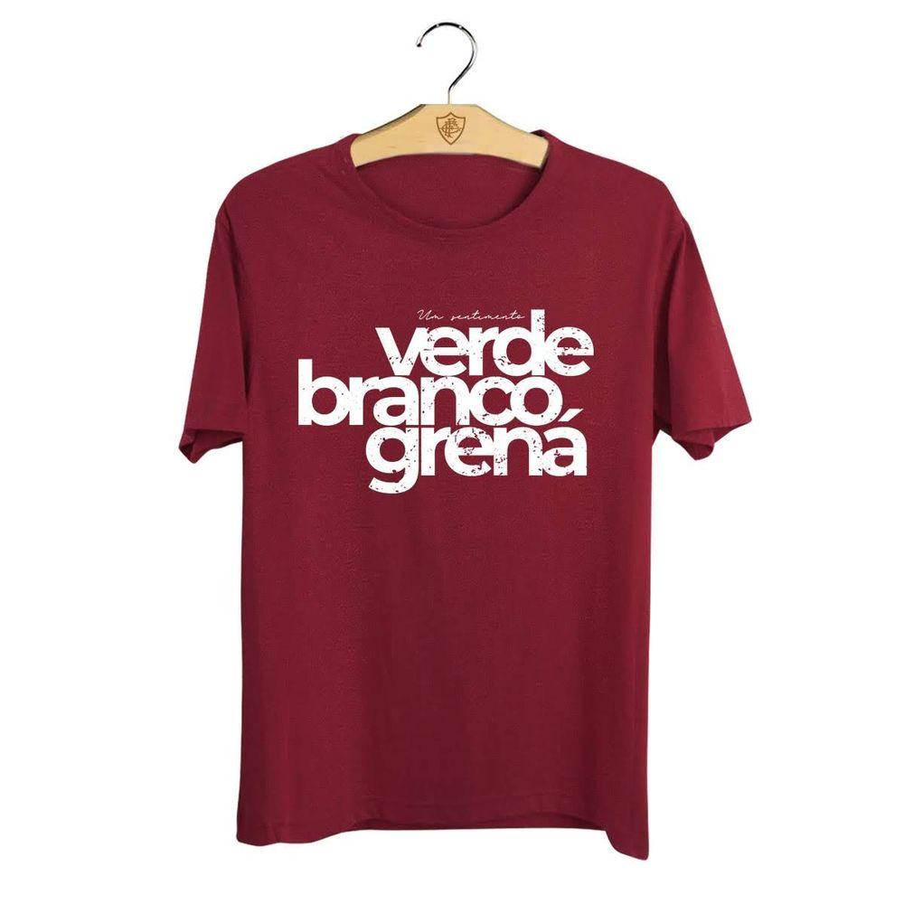 T-Shirt-Grena