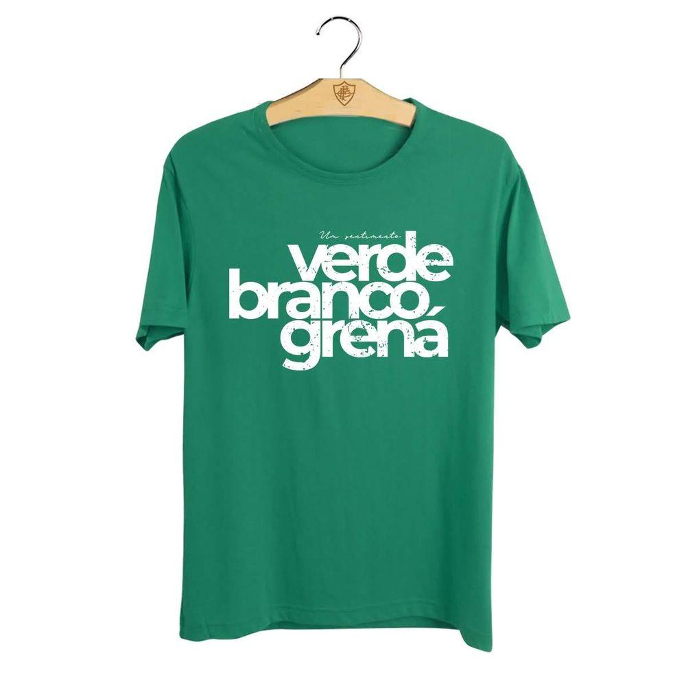 T-Shirt-Verde