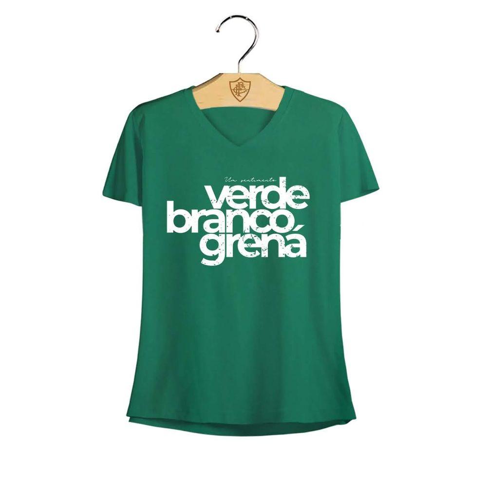 T-shirt-Verde-Feminina